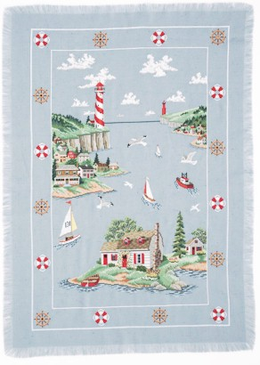 Wichelt Imports Lighthouse Cove Afghan