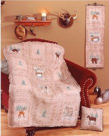 Wichelt Imports Northwoods Afghan