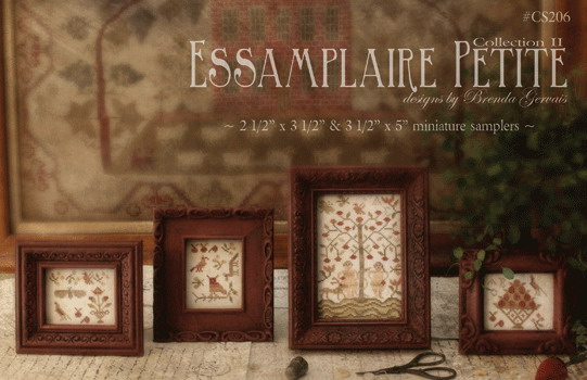 With Thy Needle CTS206 Essamplaire Petite Collection 2