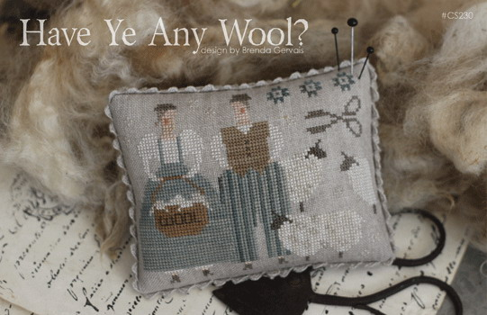 With Thy Needle CTS230 Have Ye Any Wool?