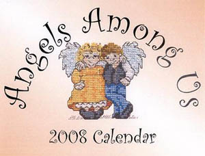 X's & Oh's Angels Among Us ~ 2008 Calendar