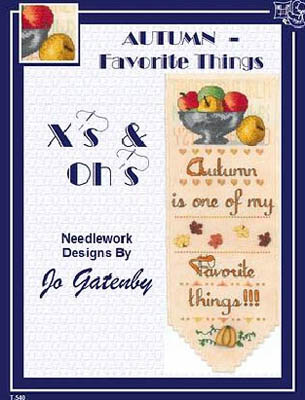 X's & Oh's Autumn Favorite Things