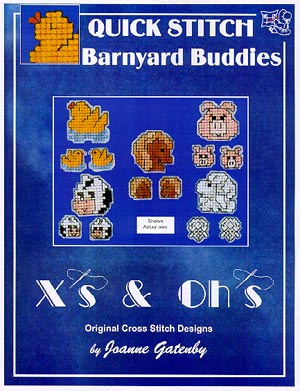 X's & Oh's Barnyard Buddies