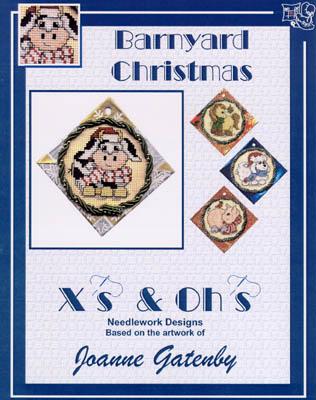 X's & Oh's Barnyard Christmas