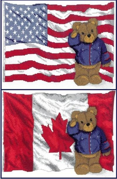 X's & Oh's Bear Allegiance
